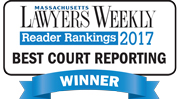 MLW Reader Rankings 2017 Court Reporting
