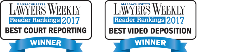 MLW Reader Rankings 2017: Court Reporting and Video Depositions