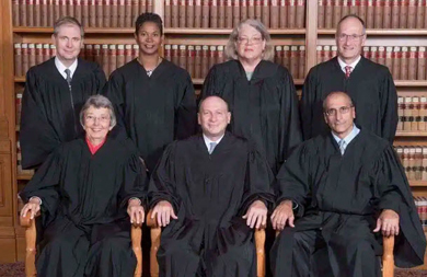 Mass SJC Justices